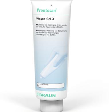 """Bbraun Prontosan Wound-Gel X Tube """"INT"""" 250G"""
