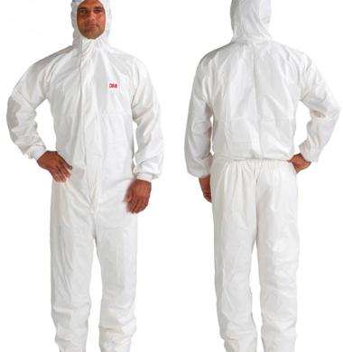3M Coverall Suit Medium 4545