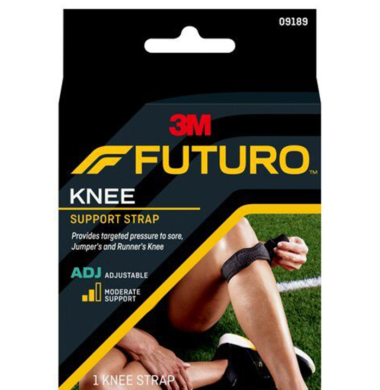 3M Futuro Knee Strap Adjacent 09189EN
