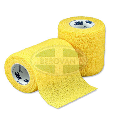 3M Coban Yellow 3 x 5 -1538Y