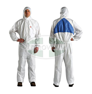 3M Coverall Suit Medium 4540T