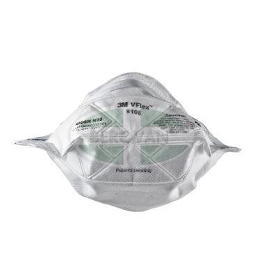 3M Mask N95 Respiratory Avanti 9105