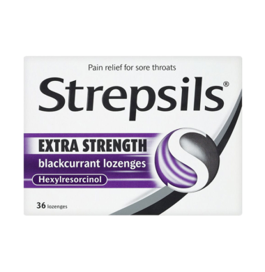 Strepsils ExtraStrong 36x8S
