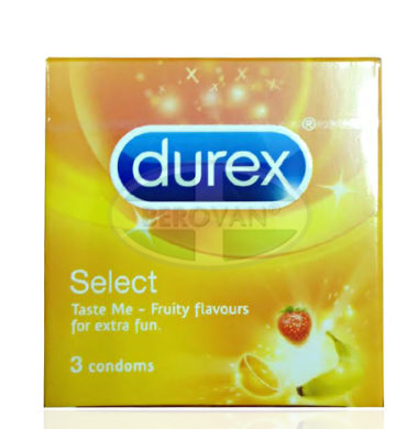 Condom Select 3'S Durex
