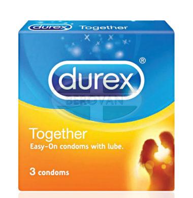 Condom Together 3'S Durex
