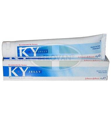 KY Jelly 82 gms.