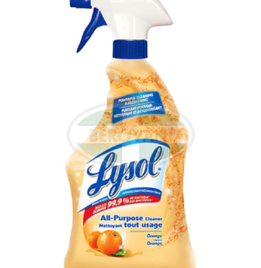 Lysol APC 3-In-1 Orange 12x180ML