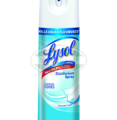Lysol Spray Crisp 170gms L4013