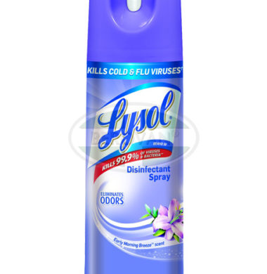 Lysol Spray Crisp Berry 170g – Berovan