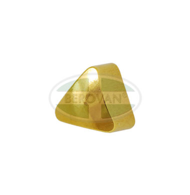 MS Ear Stud-WTriangle Studex 504Y