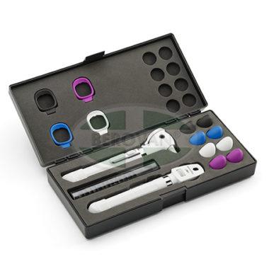 Welch Allyn LED 2.5V Diagnostic Set Pocket Plus W/ Wht Case