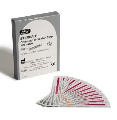 Sterrad Chem Indicator Strip CS