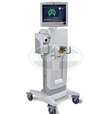 GE Ventilator Carescape R860