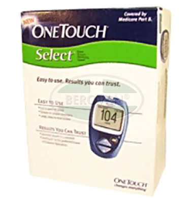 One Touch Diabetes Starter Kit