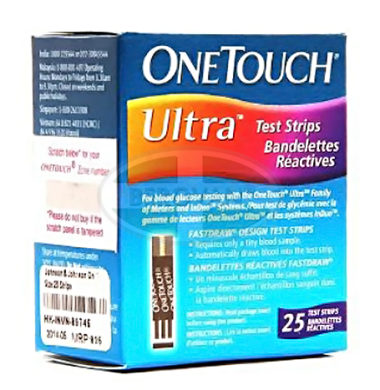 One Touch Strip – Ultra 25S (FG)