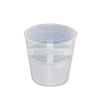 MS Medicine Cup Plastic 2-OZ