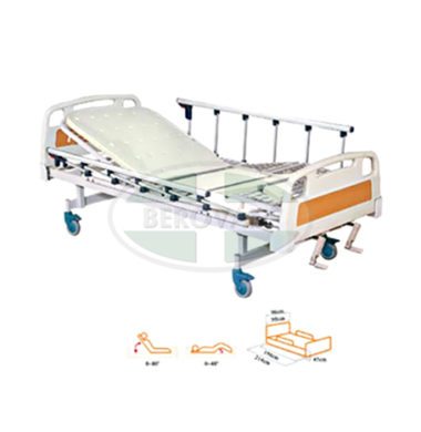MS Bed-Manual Metal Board Type FS3020WG