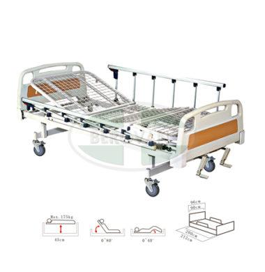 MS Bed-Manual W/ Side Rail FS3020W