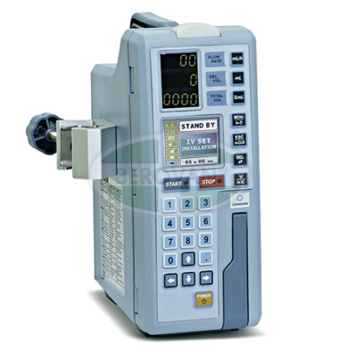 MS Infusion Pump With Drip Sensor IP7700
