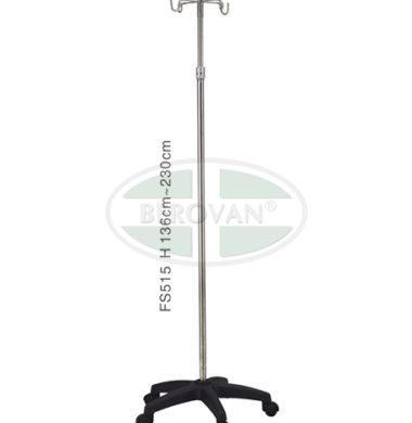 MS IV Stand Chromed 4 Hook FS515
