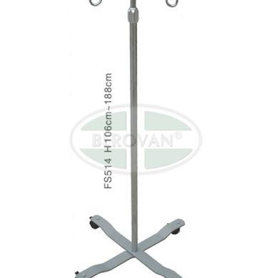 MS IV Stand Chromed 2 Hook FS514