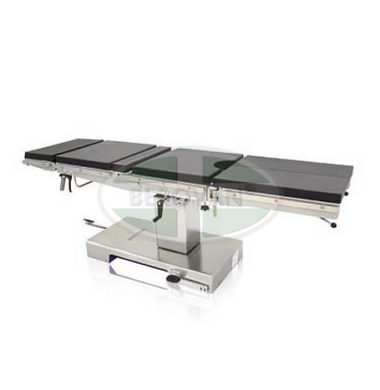 MS Operating Table Manual OP750