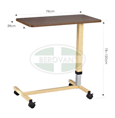 MS Overbed Table W/ Gas Spring FS562