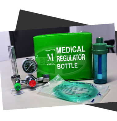 MS Oxygen Regulator Rosemed with Humidifier