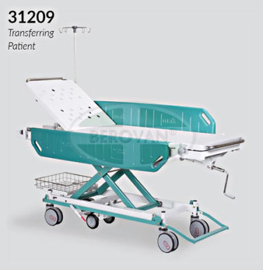 MS Stretcher-Patient Transfer 31209
