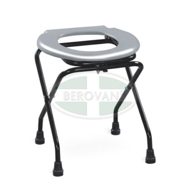 MS Commode Chair W/O Backrest FS897