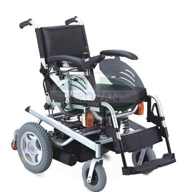 MS Wheelchair Lightwt W/ FS567 Pad 955L-46