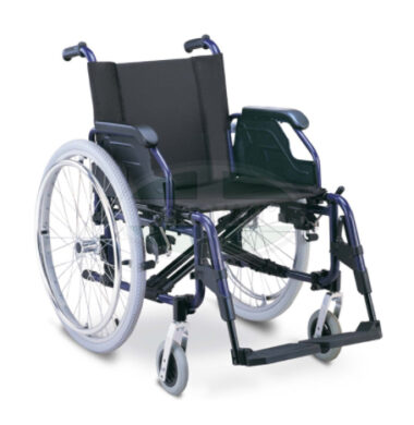 MS Wheelchair Lightweight W/ FS567 Pad 955L-46