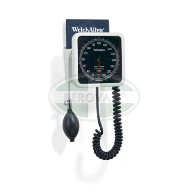 Welch Allyn 767 BP Wall Aneroid 7670-01