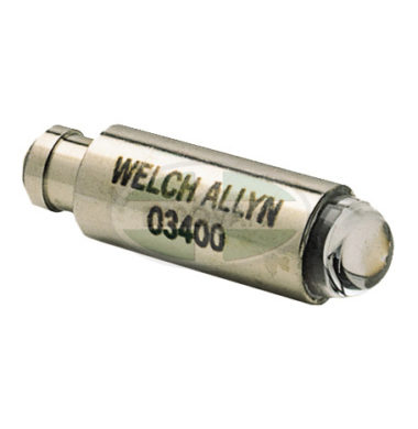 Welch Allyn Bulb (2.5V Oto, Illumintr) 03400-U