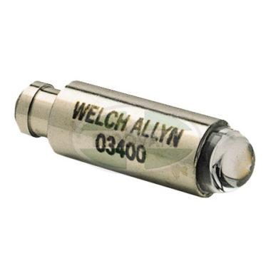 Welch Allyn Bulb (2.5V Oto, Illumintr) 03400-U