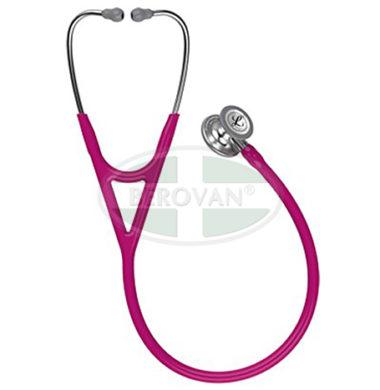 3M Steth-Cardiology 4 #6158 Raspberry