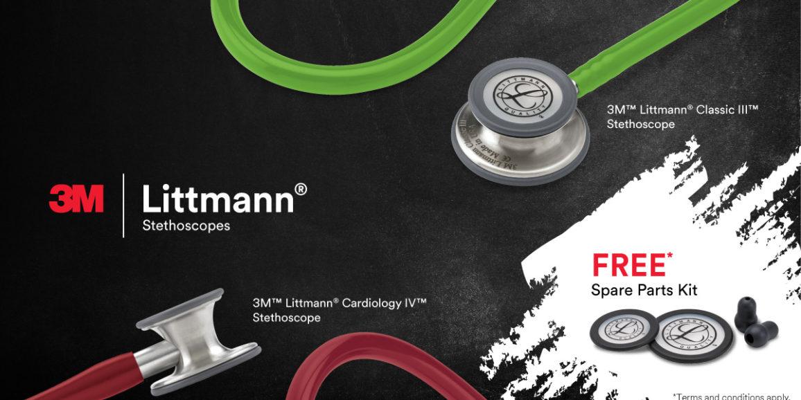#3M #Littmann