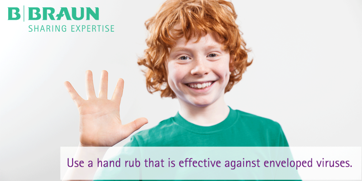 Not all alcohol-based hand rubs are created equal. For good hand hygiene, use a …