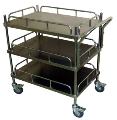 MS Stainless Utility Cart