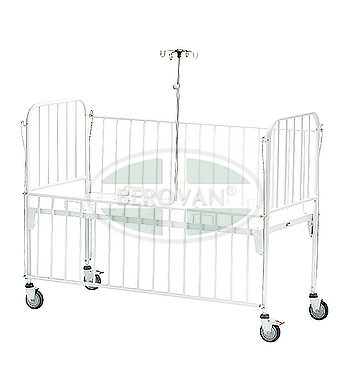 MS Pedia Crib With IV Pole 33605B