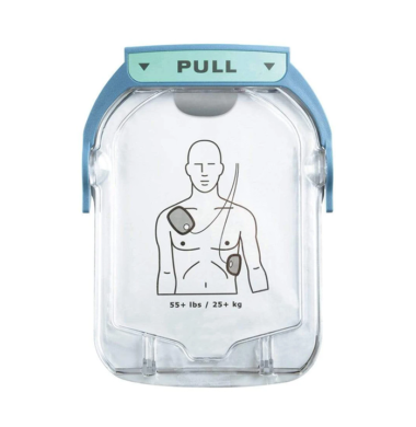 MS Defib Pads Dispo Ad for Philips HS1