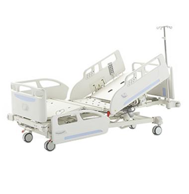MS Bed Electric ICU DA-2A with Matt, IV Pole