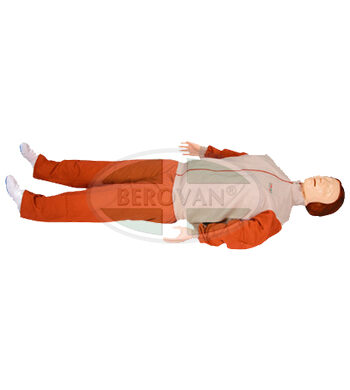 MS CPR Male Manikin with Light Indicator