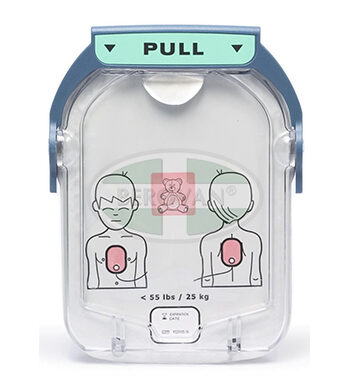 MS Defib Pads Dispo Ped for Philips HS1
