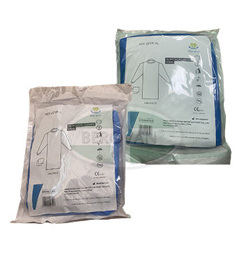 MS GOWN SURGICAL STERILE WITH TOWEL